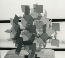 立体造形(プラ板)