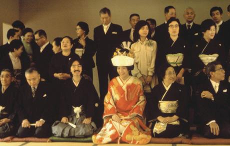 松澤はる江と結婚 (長岡・蓬平温泉・蓬莱館)