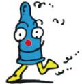 ストップエイズキャンペーン (1992)キャラクター