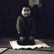 母・トシの快気祝い 秋山孝(1961)