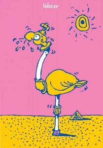 Water(waterbird)|水(水鳥、蛇口)