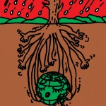 I'mHere(tree&earth)|私はここ(木と地球)