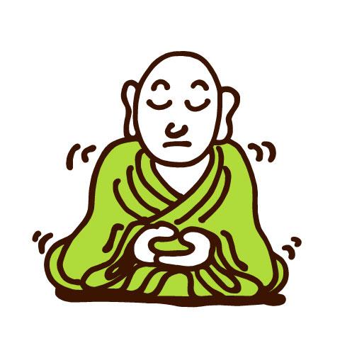 秋山孝が2009年に制作したイラストZen 禅