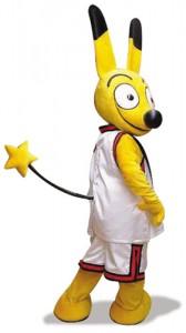 東武動物公園のイメージキャラクター 「トッピー」